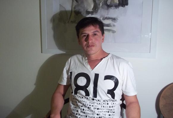 Patagonia arte 2016 tres d as a puro arte revista machete - Galerista de arte ...
