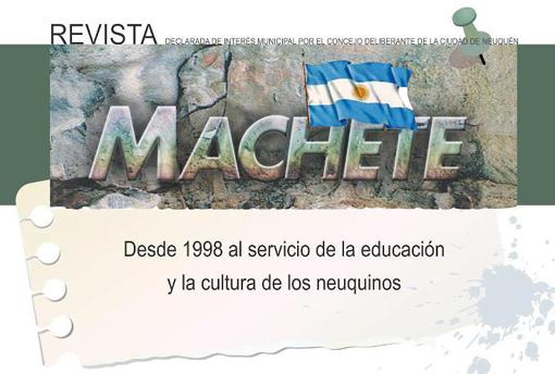 Machete 9 de julio