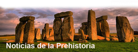 Noticias de la Prehistoria
