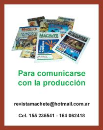 Contacto con Machete
